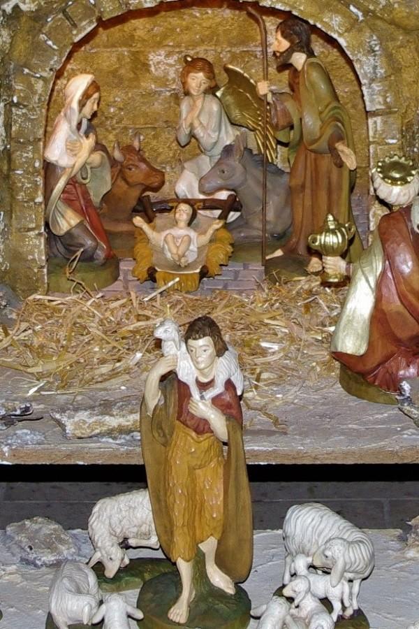 ein gesegnetes weihnachtsfest  evangelischlutherische