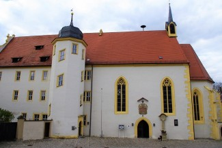 Spitalkirche in Iphofen